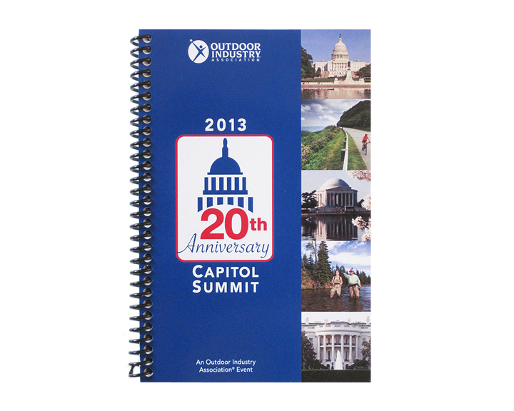 Capitol Summit booklet