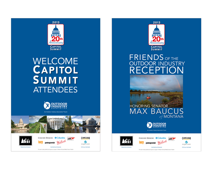 Capitol Summit posters