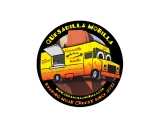 Quesadilla Mobilla sticker