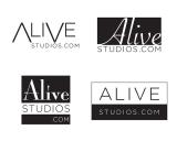 Alive Studios logos