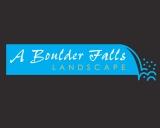 A Boulder Falls logo