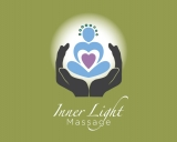 Inner Light Massage logo