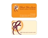 Shri Studios business cards