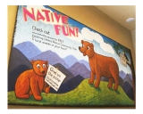 Native Foods Cafe chalkboard