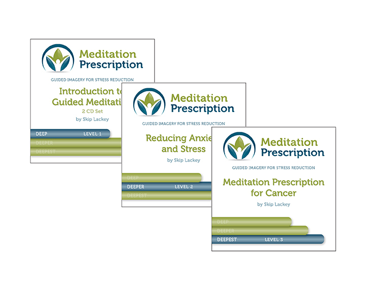 Meditation Presription cd covers