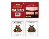 Fishing vest hangtag (outside/inside)