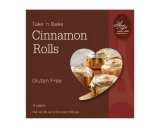 Aimes Love cinnamon rolls package